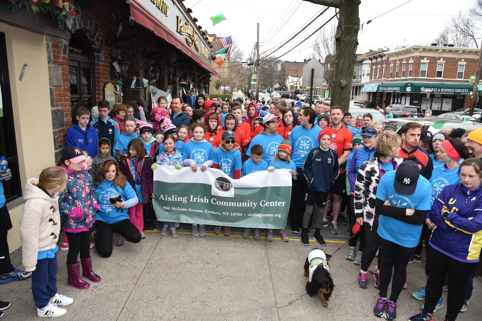 Annual 5K Walk 2018