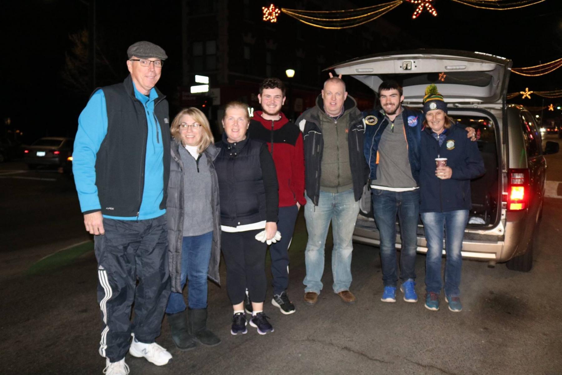 Irish Volunteers for the Homeless